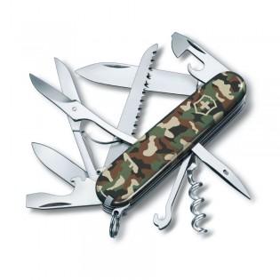 Victorinox Huntsman Woodland Camouflage 1.3713.94