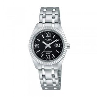 [Official Warranty] Alba AH7G13X AH7G13X1 Women's Analog Quartz Silver Stainless Steel Strap Watch (watch for women / jam tangan perumpuan / alba watch for women / alba watch / women watch)