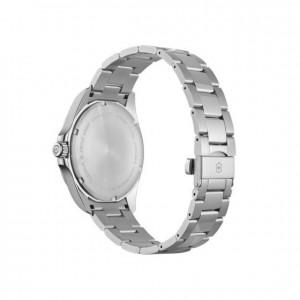 [Official Warranty] Victorinox Swiss Army 241850 Men's Field Force 42MM Stainless Steel Strap Watch (watch for men / jam tangan lelaki / victorinox swiss army watch for men / victorinox swiss army watch / men watch)