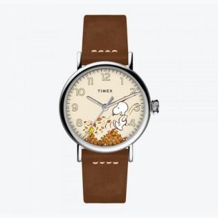 [Official Warranty] Timex TW2U86200 Men's Standard x Peanuts Featuring Snoopy Autumn (watch for men / jam tangan lelaki / timex watch for men / timex watch / men watch)