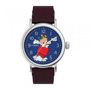 [Official Warranty] Timex TW2U86500 Men's Standard x Peanuts Featuring Snoopy Christmas (watch for men / jam tangan lelaki / timex watch for men / timex watch / men watch)