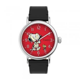 [Official Warranty] Timex TW2U86000 Men's Standard x Peanuts Featuring Snoopy Halloween (watch for men / jam tangan lelaki / timex watch for men / timex watch / men watch)