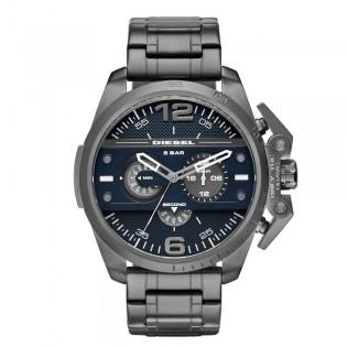 Diesel DZ4398 Men's Ironside Chronograph Gunmetal Steel Watch