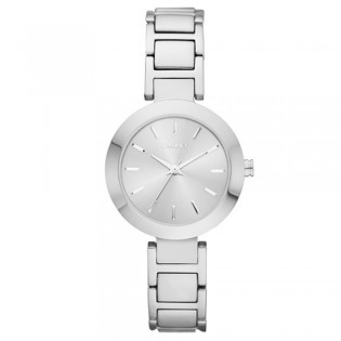 DKNY NY2398 Women's Stanhope Stainless Steel Quartz Watch