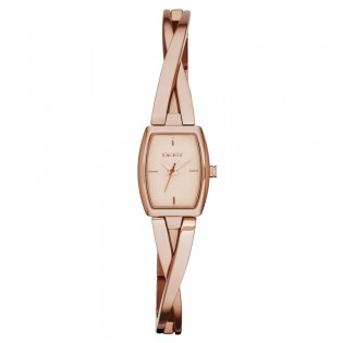 DKNY NY2314 Women's Corsswalk Rose Gold Quartz Watch