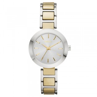 DKNY NY2401 Women's Stanhope Gold-Tone Quartz Watch