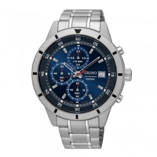 Seiko SKS559P1 Men's Neo Chronograph Quartz Steel Watch