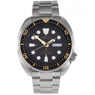Seiko SRP775K1 Men's Prospex Turtle Automatic Diver 200m Steel Watch