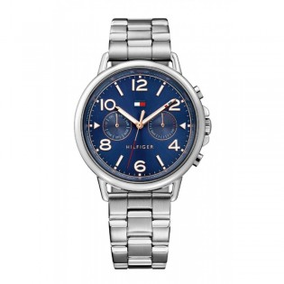 Tommy Hilfiger 1781731 Women's Casey Multifunction Steel Quartz Watch