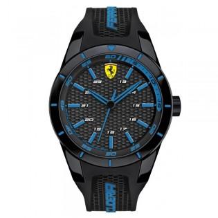 Scuderia Ferrari 830247 Men's Redrev Quartz Silicone Strap Watch