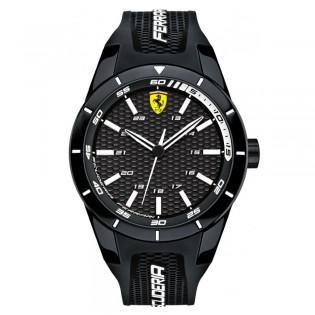 Scuderia Ferrari 830249 Men's Redrev Quartz Silicone Strap Watch