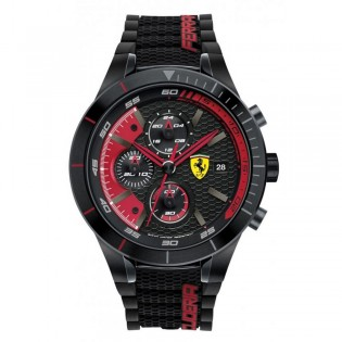 Scuderia Ferrari 830260 Men's Redrev Evo Chronograph Quartz Watch