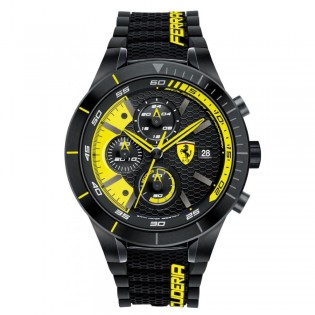 Scuderia Ferrari 830261 Men's Redrev Evo Chronograph Quartz Watch