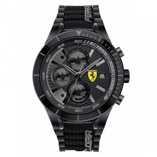 Scuderia Ferrari 830262 Men's Redrev Evo Chronograph Quartz Watch