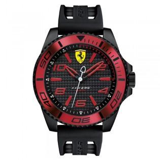 Scuderia Ferrari 830306 Men's XX Kers Quartz Silicone Strap Watch
