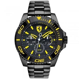 Scuderia Ferrari 830309 Men's XX Kers Multifunction Quartz Steel Watch