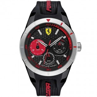 Scuderia Ferrari 830254 Men's Redrev Quartz Multifunction Watch