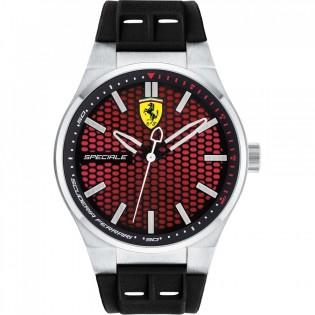 Scuderia Ferrari 830353 Men's Speciale Quartz Silicone Strap Watch