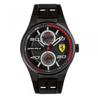 Scuderia Ferrari 830356 Men's Speciale Quartz Multifunction Silicone Strap Watch