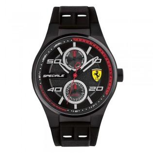 Scuderia Ferrari 830356 Men's Speciale Quartz Multifunction Silicone Strap Watch