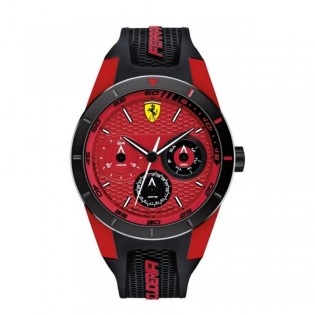 Scuderia Ferrari 830255 Men's Redrev Quartz Multifunction Watch