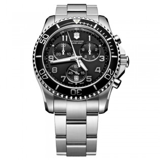 Victorinox Swiss Army 241432 Men's Maverick GS Chronograph Steel Watch