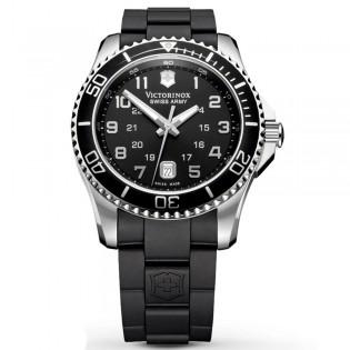 Victorinox Swiss Army 241435 Men's Maverick GS Quartz Rubber Strap Watch