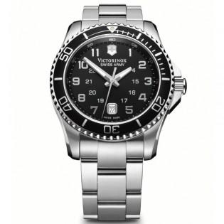 Victorinox Swiss Army 241436 Men's Maverick GS Quartz Steel Watch