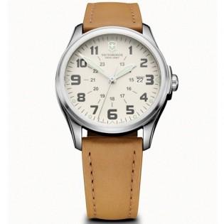 Victorinox Swiss Army 241581 Men's Infantry Vintage Quartz Leather Watch