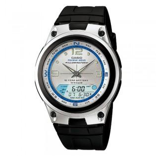 Casio AW-82-7AVDF Men's Fishing Gear Digital Analog Resin Watch AW-82-7AV