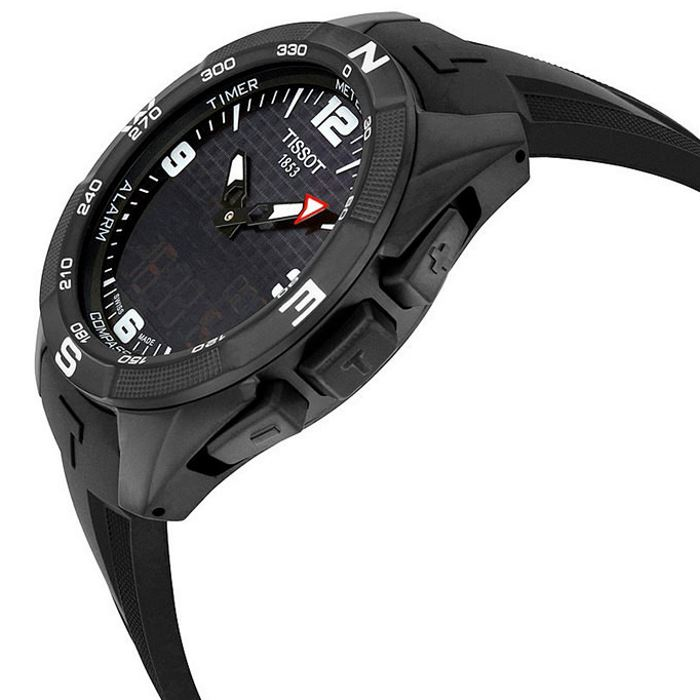 tissot t touch expert solar watch manual pdf