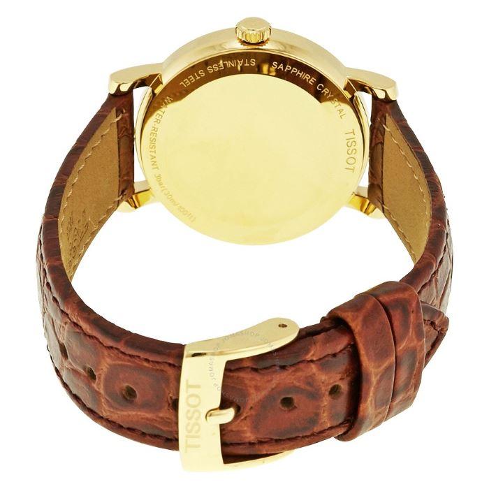 Tissot T109.210.36.031.00 Women  s Everytime Small Quartz Leather ... 5de966f360